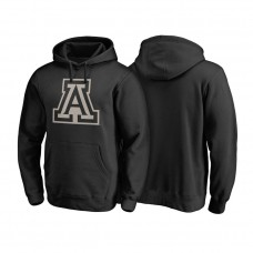 Arizona Wildcats Black Camo Cloak Big & Tall Pullover College Football Hoodie