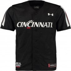 Cincinnati Bearcats Black 2017 All Mid-Season Premier College Baseball Jersey