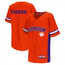 Clemson Tigers Orange 2017 All Mid-Season Premier College Baseball Jersey