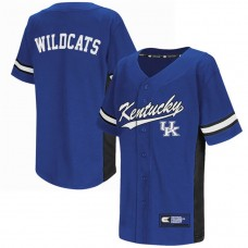 Kentucky Wildcats Royal 2017 All Mid-Season Premier College Baseball Jersey