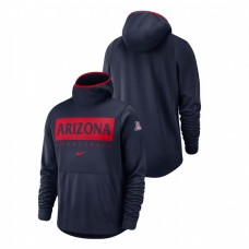 Arizona Wildcats Navy Spotlight Basketball College Football Hoodie