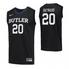 Butler Bulldogs #20 Gordon Hayward Navy Jersey
