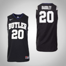 Butler Bulldogs #20 Henry Baddley Black College Basketball Jersey