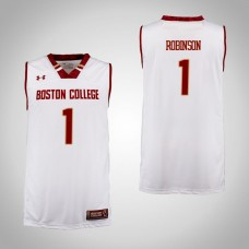 Boston College Eagles #1 Jerome Robinson Cardinal College Basketball Jersey
