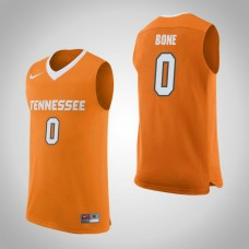 Tennessee Volunteers #0 Jordan Bone Orange College Basketball Jersey