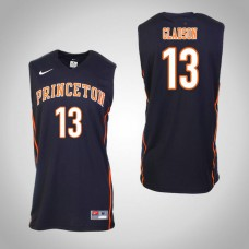 Princeton Tigers #13 Will Gladson Black College Basketball Jersey