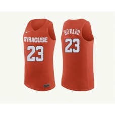Syracuse Orange Frank Howard Replica Orange Jersey