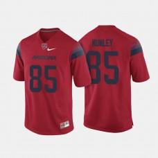 Arizona Wildcats #85 Jamie Nunley Red College Football Jersey