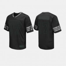 Baylor Bears #17 Black College Football Jersey