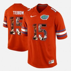 tebow college jersey