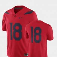 Arizona Wildcats #18 Red College Football GAME Jersey