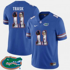 Florida Gators #11 Kyle Trask Royal College Football Jersey
