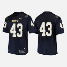 Navy Midshipmen #43 Nelson Smith Navy College Football Jersey