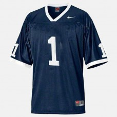 Penn State Nittany Lions #1 Joe Paterno Blue College Football Jersey