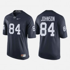 Penn State Nittany Lions #84 Juwan Johnson Navy College Football Jersey