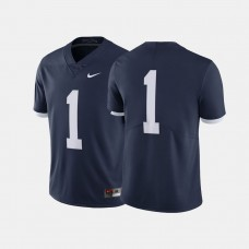 Penn State Nittany Lions #1 Navy College Football Jersey